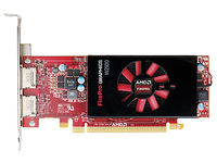 HP AMD FirePro W2100 2GB 2nd GFX FirePro W2100 2GB GDDR3