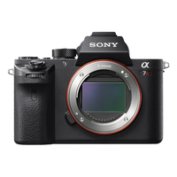 Sony α 7R II + F2.8 35mm Lens Bundle MILC Body 42.4MP CMOS 7952 x 5304pixels Black