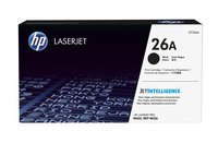 HP 26A Laser cartridge 3100pages Black