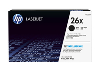 HP 26X Laser cartridge 9000pages Black