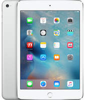 Apple iPad mini 4 128GB Silver tablet