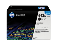 HP 643A Laser cartridge 11000pages Black