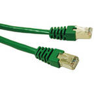 C2G 15m Cat5e Patch Cable 15m Green networking cable