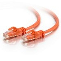 C2G 5m Cat6 Patch Cable 5m Orange networking cable
