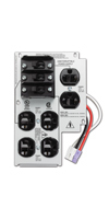 APC SURT014 6AC outlet(s) White power distribution unit (PDU)