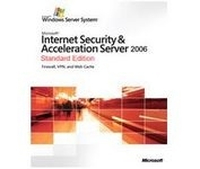 Microsoft ISA Server Std Ed, Pack OLV NL, License & Software Assurance – Acquired Yr 1, 1 processor license, EN