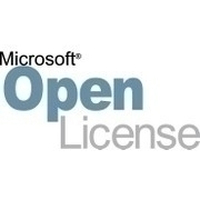 Microsoft SQL CAL, OLP C level, Software Assurance, 1 user client access license, EN 1license(s) English