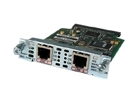 Cisco 2-port analog modem WIC 56Kbit/s modem