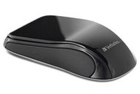 Verbatim Wireless Optical Touch Mouse RF Wireless Optical Black mice