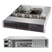 Supermicro SYS-2029P-C1R Intel C621 LGA 3647 2U Black server barebone