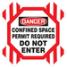 Panduit PCSP0008 Plate safety sign 1pc(s) safety sign