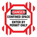 Panduit PCSP0009 safety sign 1 pc(s) Plate safety sign