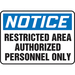 Panduit PLVS1014N7037 Plate safety sign 1pc(s) safety sign