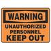 Panduit PRS0710W7005 safety sign 1 pc(s) Plate safety sign