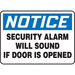 Panduit PVS0710N7070 safety sign 1 pc(s) Plate safety sign