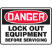 Panduit PRS1014D7143 safety sign 1 pc(s) Plate safety sign