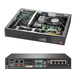 Supermicro SYS-E300-9C server barebone Q370 LGA 1151 (Socket H4) Black