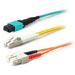 Add-On Computer Peripherals (ACP) ADD-ST-LC-2M5OM4-GY fibre optic cable 2 m OM4