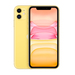 "Apple iPhone 11 15.5 cm (6.1"") 128 GB Dual SIM Yellow"