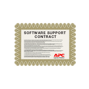 APC 1 Year InfraStruXure Central Enterprise Software Support Contract