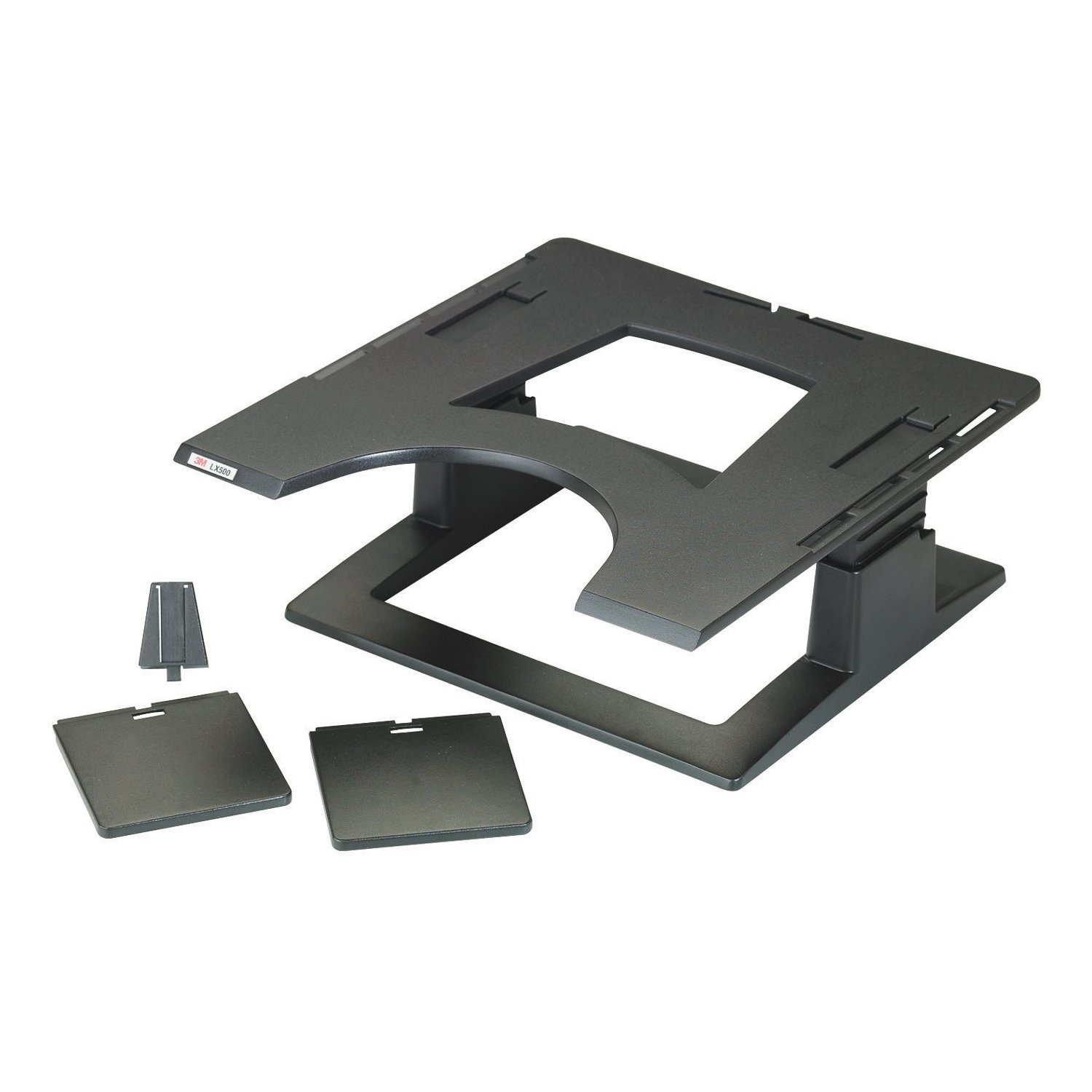 3M FT510091687 Black notebook arm/stand