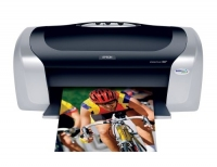 Epson Stylus C88+ Color 5760 x 1440DPI A4 inkjet printer