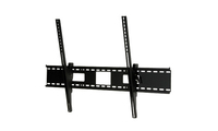 Peerless ST680 Black flat panel wall mount