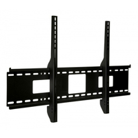 Peerless SF670 Black flat panel wall mount