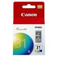 Canon CL31 Tri-Color Ink Cartridge cyan,magenta,yellow ink cartridge