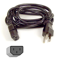 Belkin PRO Series AC Power Replacement Cable 3m Black power cable