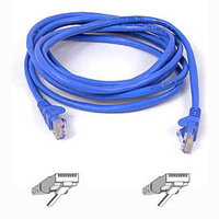 Belkin Cat6 Snagless Patch Cable 12 Feet Blue 3.6m Blue networking cable