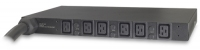 APC Basic Rack 14.4kW Black Power Distribution Unit (PDU)