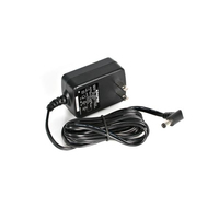 StarTech.com SV231USB & SV431USB Power Adapter Black power adapter & inverter