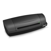 Ambir Technology DS687-AS Sheet-fed scanner 600 x 600DPI Black scanner