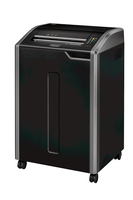 Fellowes 485Ci Cross shredding Black Paper Shredder