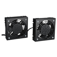 Tripp Lite SRFANWM Black hardware cooling accessory