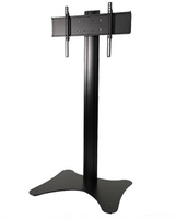 "Peerless SS560F 65"" Fixed Black flat panel floorstand"