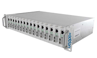 Add-On Computer Peripherals (ACP) ADD-MRACK-16 1000Mbit/s Multi-mode,Single-mode Grey network media converter