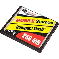 Add-On Computer Peripherals (ACP) 256MB CompactFlash 0.25GB CompactFlash memory card