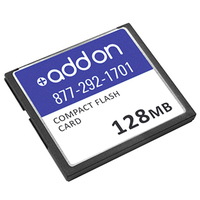 Add-On Computer Peripherals (ACP) MEM-C6K-CPTFL128M-AO 0.128GB CompactFlash memory card
