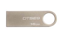 Kingston Technology DataTraveler SE9 16GB 16GB USB 2.0 Capacity Beige USB flash drive