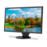 "NEC EA223WM-BK 22"" HD TN+Film Black computer monitor LED display"