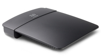 Linksys E900 Wi-Fi Ethernet LAN Black