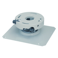 NEC MP300CM White flat panel ceiling mount