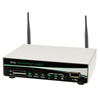 Digi WR21-C31B-DB1-SW Fast Ethernet Black,White wireless router