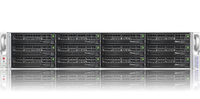 Netgear ReadyNAS 3200 Rack (2U) Black