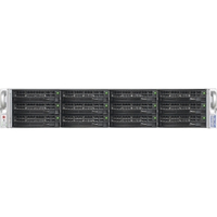 Netgear 12TB ReadyDATA 5200 Rack (2U) Ethernet LAN Black,Silver