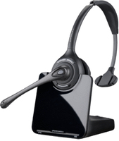 Plantronics CS510/HL10 Head-band Black headset