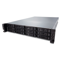 Buffalo TeraStation TS7120r 24TB Rack (2U) Ethernet LAN Black,Grey