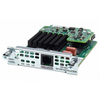 Cisco 1-port VDSL2/ADSL2+ EHWIC network switch module